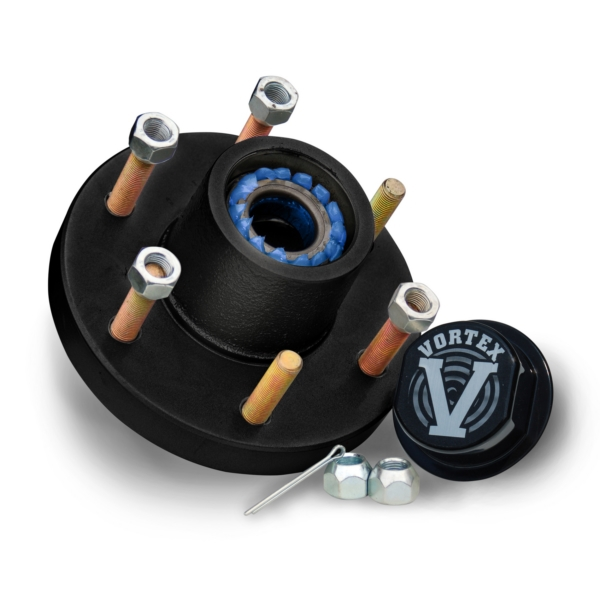 6 STUD VORTEX HUB KIT (3000) E-COAT by:  TieDown Part No: 81036 - Canada - Canadian Dollars