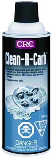 CRC CARB & CHOKE CLEANER 312g AEROSOL by:  CRC Part No: 76064 - Canada - Canadian Dollars