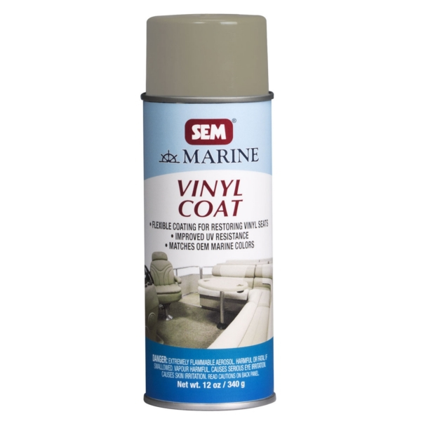 VINYL COAT - STINGRAY TAUPE 16OZ by:  Sem Part No: M25153 - Canada - Canadian Dollars
