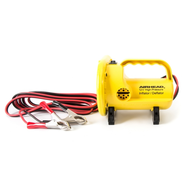 12 VOLT HIGH PRESSURE AIR PUMP by:  AirheadSportsstuff Part No: AHP-12HP - Canada - Canadian Dollars