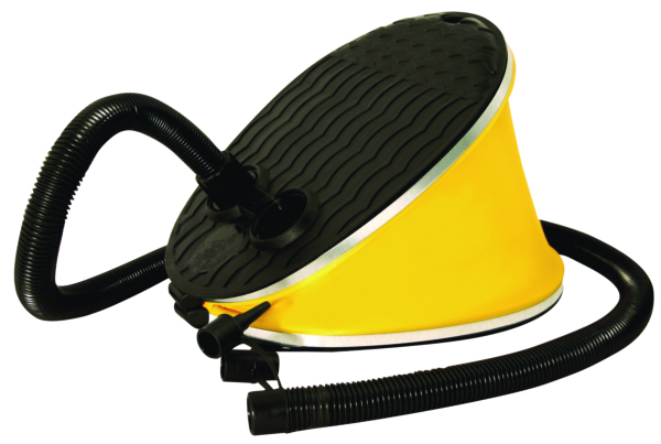 AIRHEAD BELLOW FOOT PUMP by:  AirheadSportsstuff Part No: AHP-F1 - Canada - Canadian Dollars