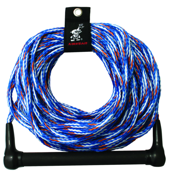 SKI ROPE 1 SECTION 75FT 4 FINGER GUARD by:  AirheadSportsstuff Part No: AHSR-5 - Canada - Canadian Dollars