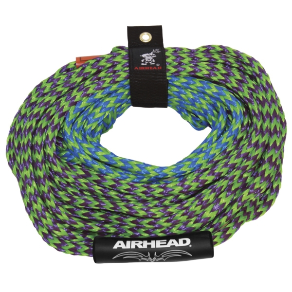 4 RIDER 2 SECTION TUBE ROPE by:  AirheadSportsstuff Part No: AHTR-42 - Canada - Canadian Dollars