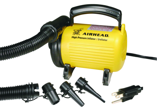 AIR PUMP,2.5 PSI,120 VOLT by:  AirheadSportsstuff Part No: AHP-120HP - Canada - Canadian Dollars