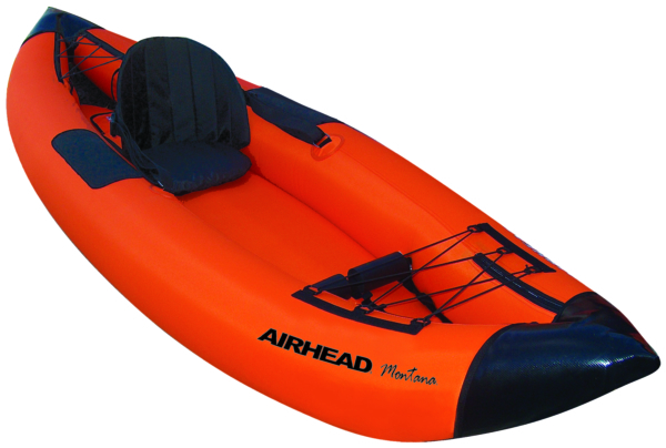 KAYAK,DELUXE,9 FT 9IN,1 PERSON by:  AirheadSportsstuff Part No: AHTK-1 - Canada - Canadian Dollars