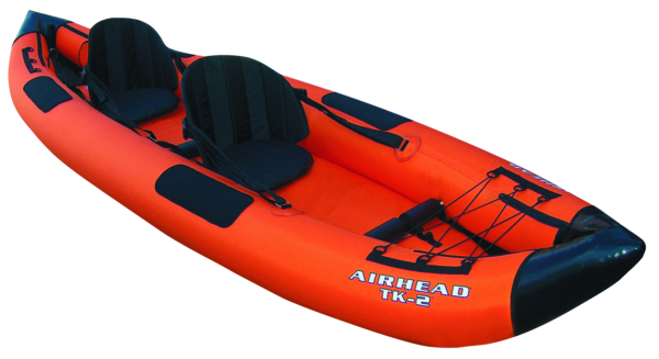 KAYAK,DELUXE,12 FT,2 PERSON by:  AirheadSportsstuff Part No: AHTK-2 - Canada - Canadian Dollars