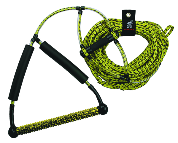 WAKEB. ROPE, 4 SEC., PHAT GRIP HANDLE by:  AirheadSportsstuff Part No: AHWR-1 - Canada - Canadian Dollars