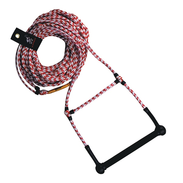 WTR SKI ROPE,DLX,75F,DEEP V,FINGER GUARD by:  AirheadSportsstuff Part No: AHSR-2 - Canada - Canadian Dollars