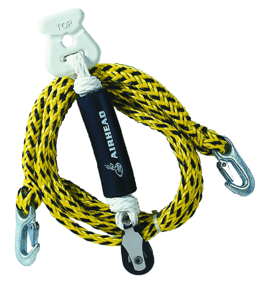 TOW HARNESS,SELF CENTERING PULLEY,12 FT by:  AirheadSportsstuff Part No: AHTH-3 - Canada - Canadian Dollars