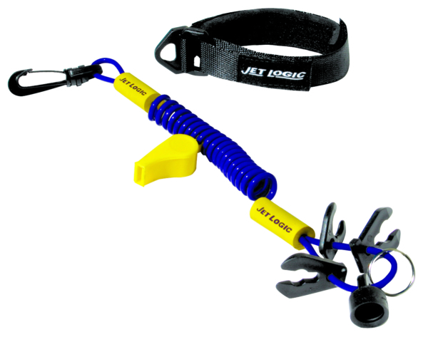 ULTIMATE LANYARD PURPLE/YELLOW by:  AirheadSportsstuff Part No: UL-1 - Canada - Canadian Dollars