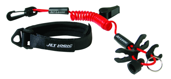ULTIMATE LANYARD RED/BLACK by:  AirheadSportsstuff Part No: UL-2 - Canada - Canadian Dollars