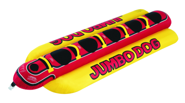 JUMBO DOG by:  AirheadSportsstuff Part No: HD-5 - Canada - Canadian Dollars