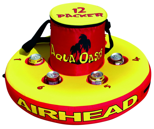 AQUA OASIS FLOATING COOLER by:  AirheadSportsstuff Part No: AHAO-1 - Canada - Canadian Dollars