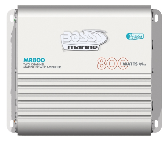 2-CHANNEL BRIDGEABLE AMPLIFIER by:  BossAudio Part No: MR800 - Canada - Canadian Dollars