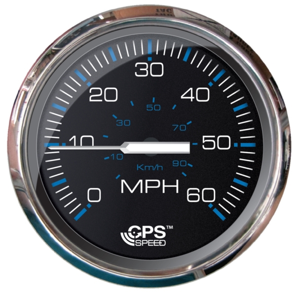 SPEEDOMETER 60 MPH BK by:  Faria Part No: 33749 - Canada - Canadian Dollars