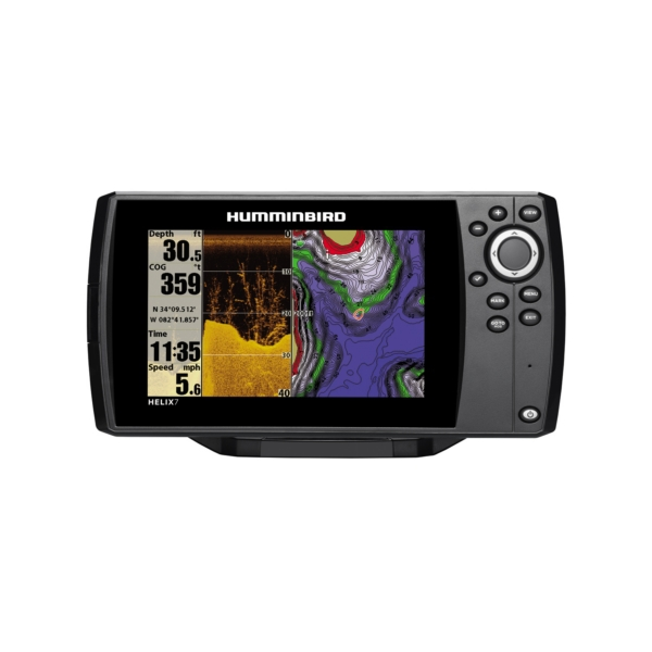 FISHFINDER HELIX 7 DI GPS by:  Humminbird Part No: 409830-1M - Canada - Canadian Dollars