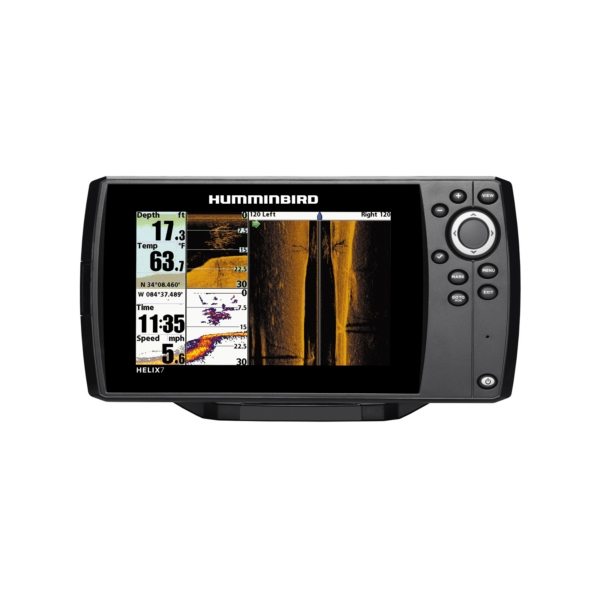 FISHFINDER HELIX 7 SI GPS by:  Humminbird Part No: 409850-1M - Canada - Canadian Dollars