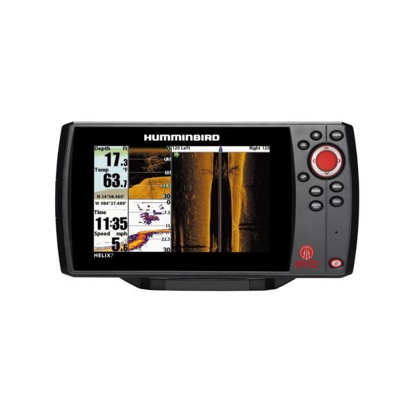 FISHFINDER HELIX 7 SI GPS KVD by:  Humminbird Part No: 409850-1KVD - Canada - Canadian Dollars