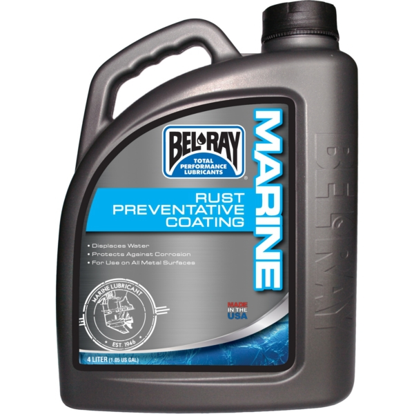 RUST PREVENT COATING 4L by:  BelRay Part No: 99706-BT4 - Canada - Canadian Dollars