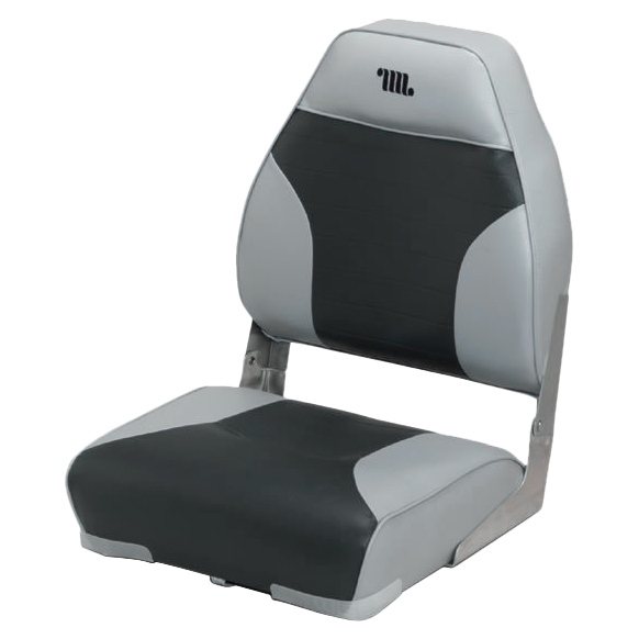 Seat, High Back, Gray/Charcoal by:  Wise Part No: 8WD588PLS-664 - Canada - Canadian Dollars