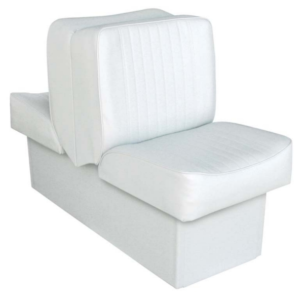 Seat, Deluxe Lounge, White by:  Wise Part No: 8WD707P-1-710 - Canada - Canadian Dollars