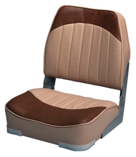 Seat, Fold Down, Sand/Brown by:  Wise Part No: 8WD734PLS-662 - Canada - Canadian Dollars