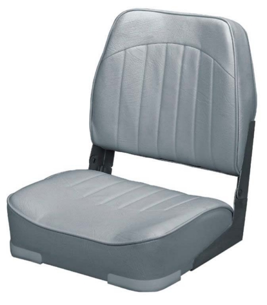 Seat, Fold Down, Gray by:  Wise Part No: 8WD734PLS-717 - Canada - Canadian Dollars