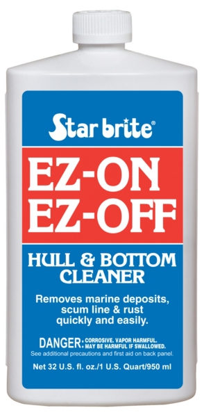 EZ-ON-EZ-OFF HULL BOTTOM CLNR 32 OZ by:  StarBrite Part No: 092832C - Canada - Canadian Dollars