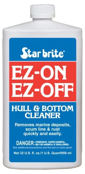 EZ-ON-EZ-OFF HULL BOTTOM CLNR 32 OZ by:  StarBrite Part No: 092832C - Canada - Canadian Dollars