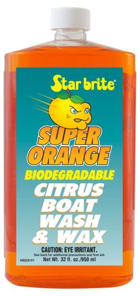 SUPER ORANGE BOAT WASH 32 OZ by:  StarBrite Part No: 094632C - Canada - Canadian Dollars