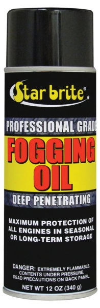 FOGGING OIL (12 OZ) by:  StarBrite Part No: 084812C for 2 & 4 Cycle Engines - Canada - Canadian Dollars