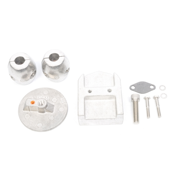 ANODE KIT FOR DRIVE ALPHA ONE GEN I by:  PerformanceMetal Part No: 10108A - Canada - Canadian Dollars