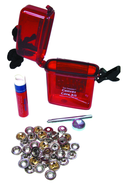 TOP SNAPPER CANVAS CARE KIT by:  IronwoodPacific Part No: 8.3 - Canada - Canadian Dollars