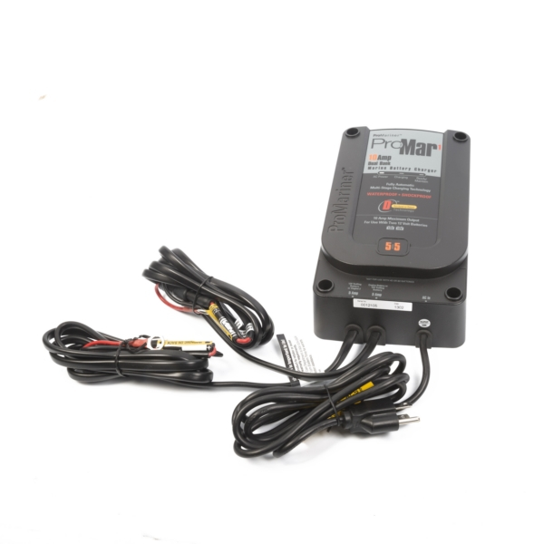 BATTERIE CHARGER  2 BANK 10AMP 1-5/5 by:  Promariner Part No: 31410 - Canada - Canadian Dollars