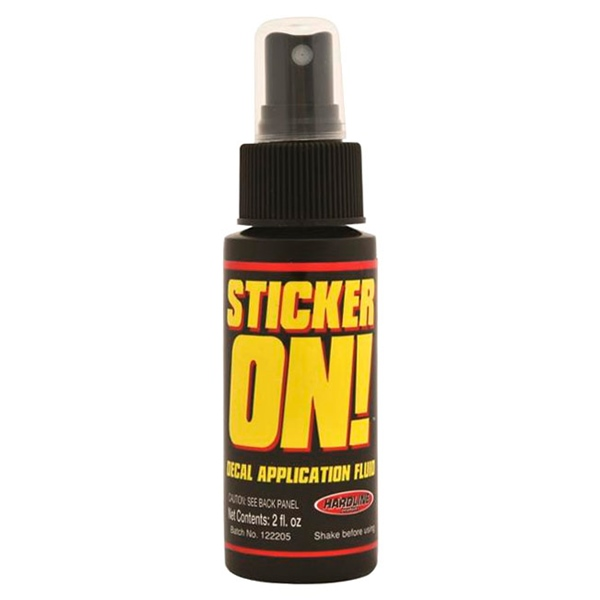 SPRAY STICKER-ON 2 OZ by:  HardlineProducts Part No: 964 - Canada - Canadian Dollars