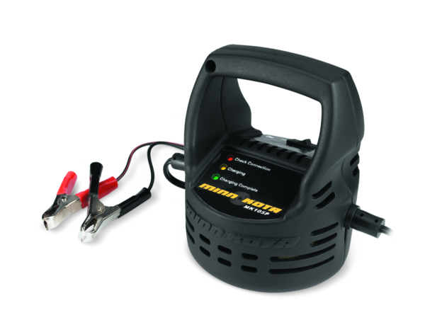 MK-105P PORTABLE 5 AMP CHARGER by:  MinnKota Part No: 1821051 - Canada - Canadian Dollars