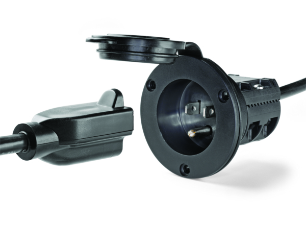 POWER PORT(AC) MKR-21 by:  MinnKota Part No: 1865108 - Canada - Canadian Dollars