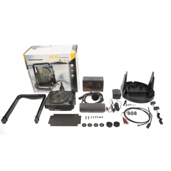 ICE-35 Flasher by:  Humminbird Part No: 407020-1 - Canada - Canadian Dollars