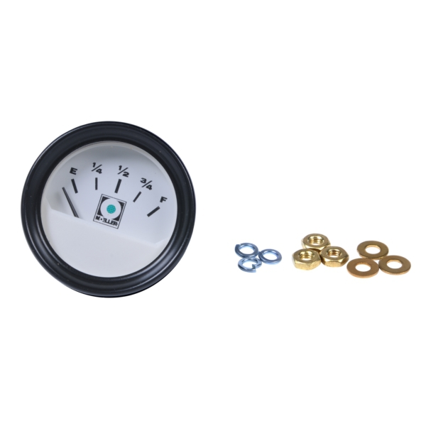 ELECTRIC FUEL GAUGE W/ DASH MOUNT by:  Scepter Part No: 7156 - Canada - Canadian Dollars