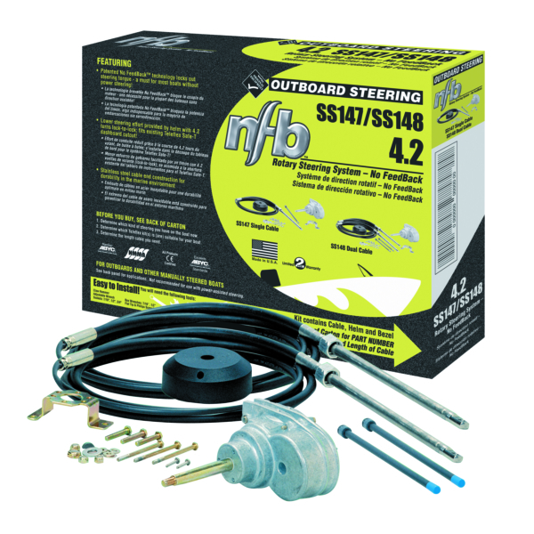 NFB ROTARY STEERING KIT 16 by:  SeastarSolution Part No: SS14716 - Canada - Canadian Dollars