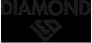 diamond-led