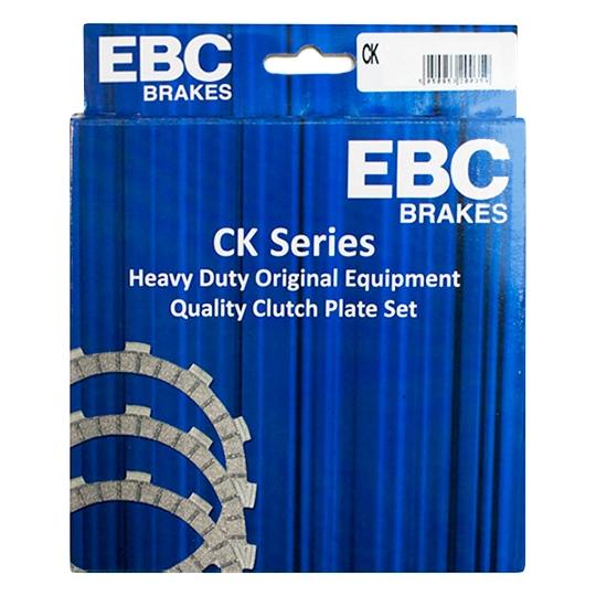 132e705756 EBC CK Series Clutch Plate Kit Yamaha - Cork, Aluminium
