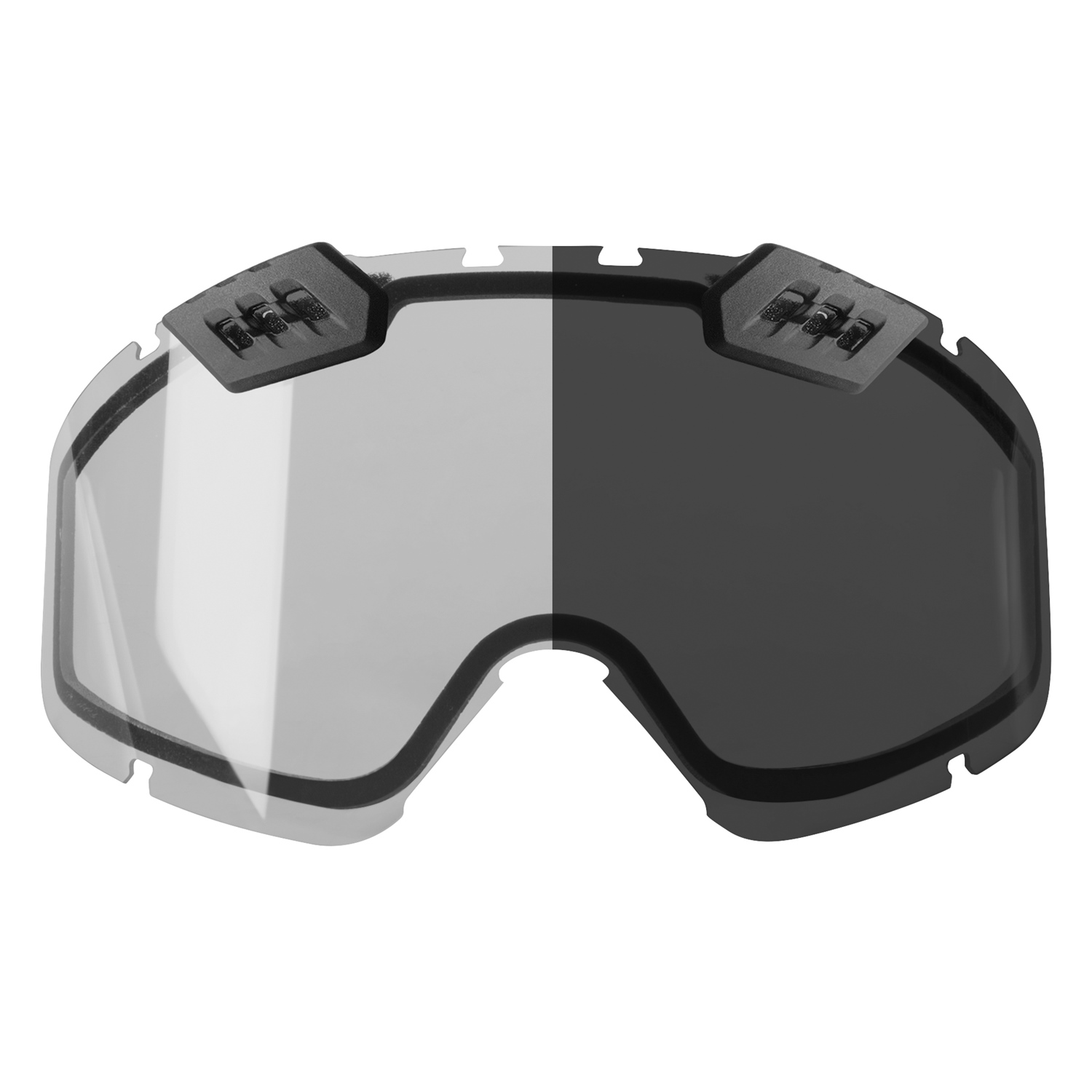 f7bea23c085 CKX Photochromic 210° Goggles Lens with adjustable Ventilation