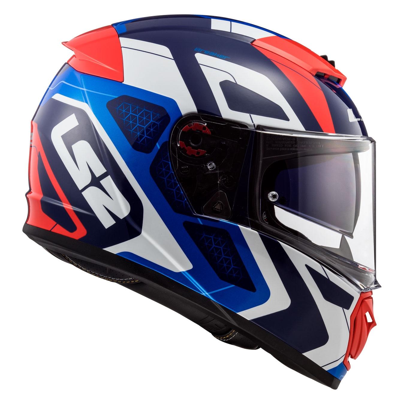 c311d9f0 LS2 Breaker Full-Face Helmet | Prairie Recreation