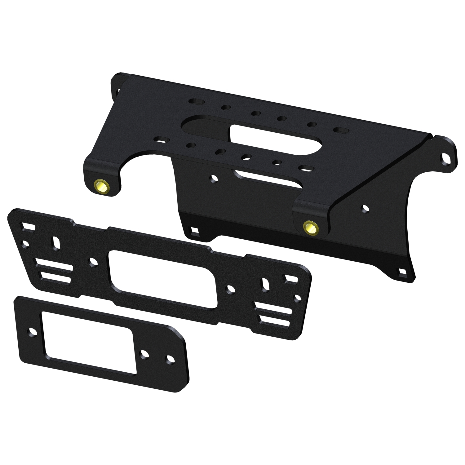 2017 Polaris Ranger Crew 900 Winch Mount Standard and Wide 101345