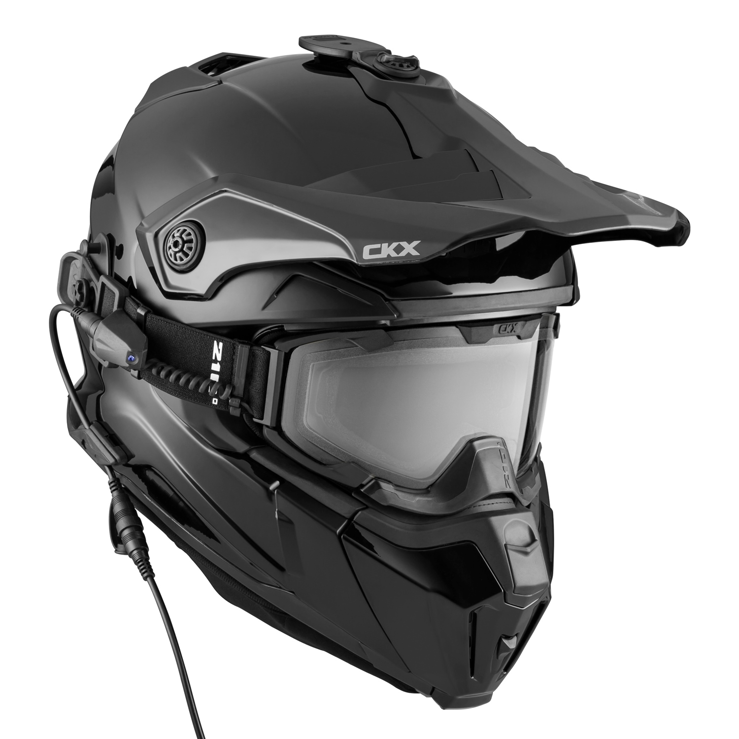21a442c1702 CKX Titan Electric Original Backcountry Helmet