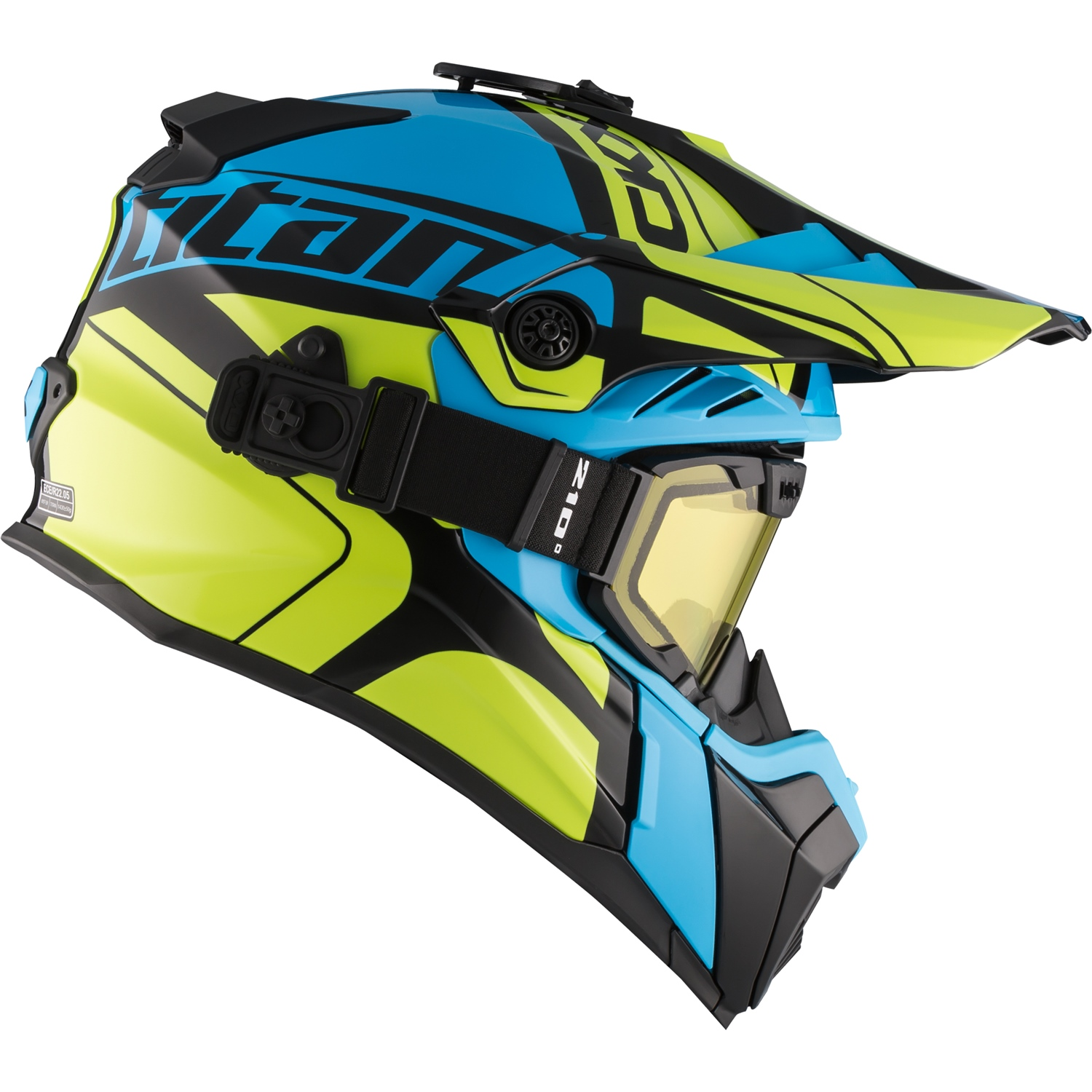 535fda1193b CKX Titan Air Flow Backcountry Helmet
