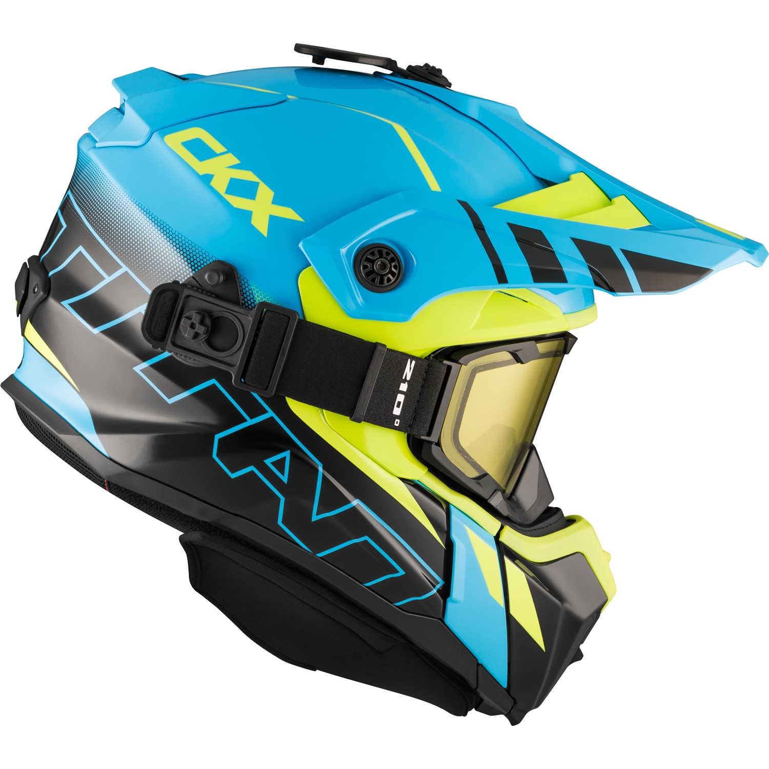 a8aee422587 CKX Titan Original Backcountry Helmet