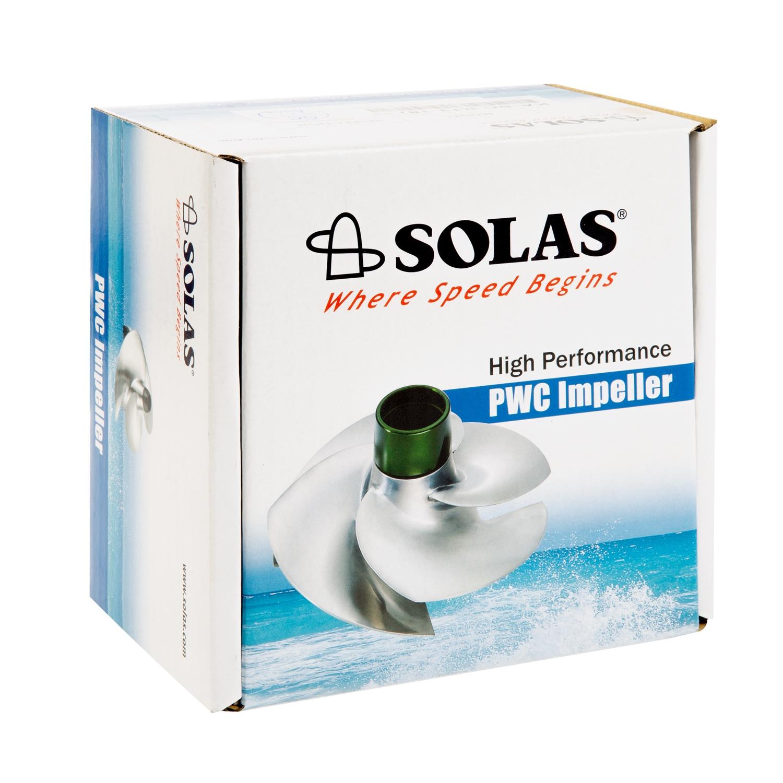 SOLAS Super Camber Impeller | Kimpex Canada