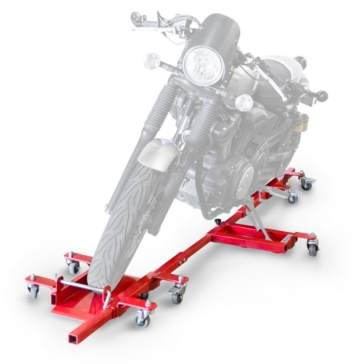 Kimpex Long Motorcycle Dolly Transportation Stand 1500 lbs